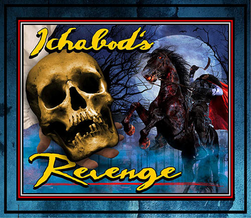 Ichabod's Revenge Escape Room graphic